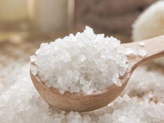 essential oils bath salts recipes