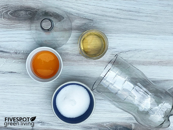 wasp trap sugar solution