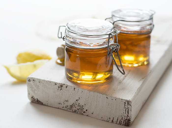honey for itchy scalp