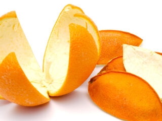 how to use orange peels for pesticide