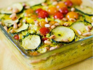 summer vegetarian casseroles