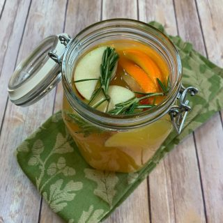 Ahhhh... Sundays in fall. I love it. I'm working on refinishing my daughter's dresser today and lounging before the week starts up again. Make sure you try this Autumn Harvest Punch Mocktail - it's infused with rosemary, apples, and orange and so delicious! https://www.fivespotgreenliving.com/autumn-harvest-punch-recipe/ #fall #fallvibes #autumn🍂 #autumn🍁🍂 #autumnwedding #autumnharvest #falldrinks #fallmocktails #mocktails #mocktails🍹 #mocktail